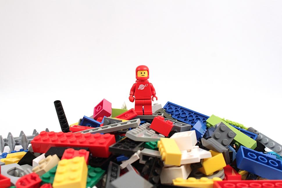LEGO Conquerer